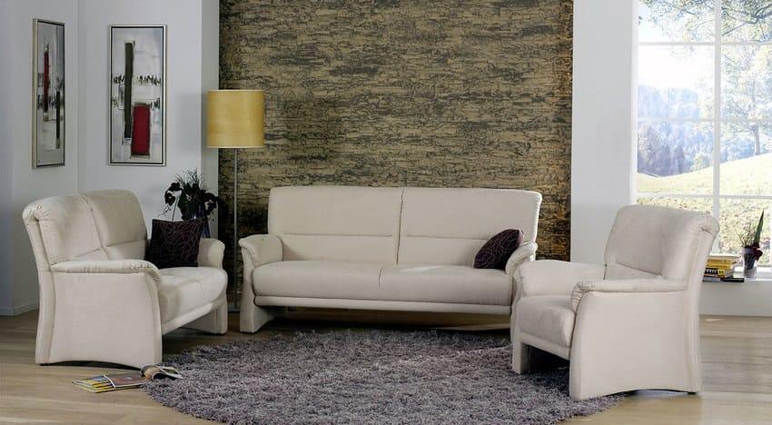 Brands4Living.com | Himolla, Tangram Sofa, 9663, 01 X, Leder, 22