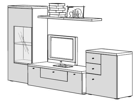 h lsta now time 993006 m bel zum. Black Bedroom Furniture Sets. Home Design Ideas