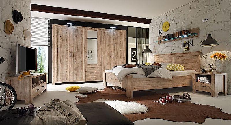 Mäusbacher Lupo - Schlafzimmer