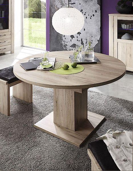 Mäusbacher Tisch rund 120