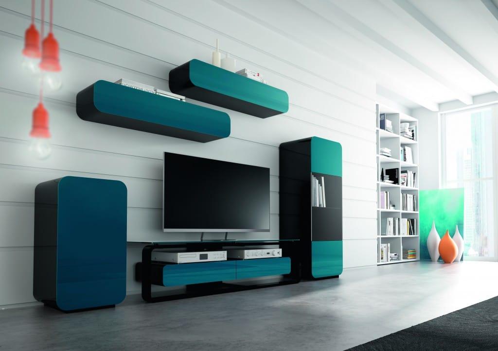 Maja Media Möbel Color Concept