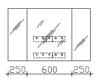Pelipal Solitaire 7030 Überbau