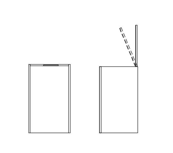 Pelipal Neutrale Einzelmöbel Highboard