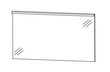 Puris Unique Flächenspiegel
