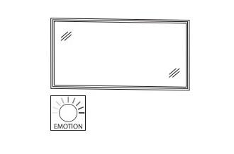 Puris Variado 2.0 Flächenspiegel
