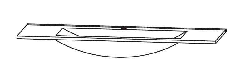 Puris Cool line Stoneplus-Möbelwaschtische
