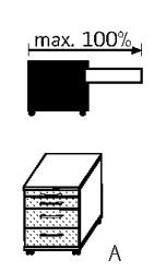 Röhr Büro Objekt Design Rollcontainer