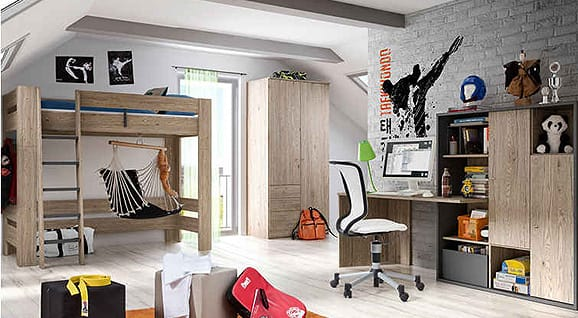 r hr jugendzimmer. Black Bedroom Furniture Sets. Home Design Ideas