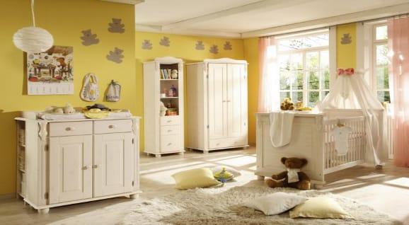 Ticaa lara babyzimmer 805898 m bel mit bestpreis garantie - Babyzimmer lara ...