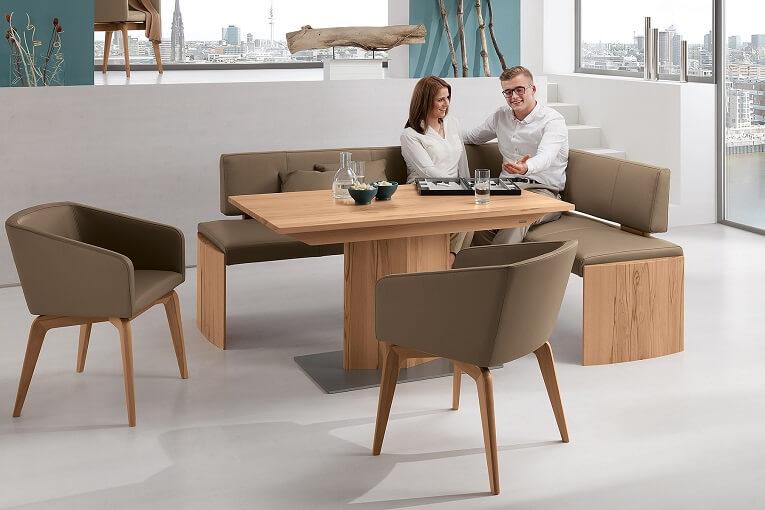 Wössner Dining + Comfort