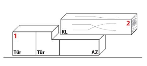 w stmann wohnzimmer nw440 kombination m bel hier unschlagbar g nstig. Black Bedroom Furniture Sets. Home Design Ideas